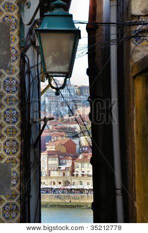 Historic district of Porto
