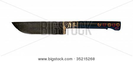Ancient Black Knife
