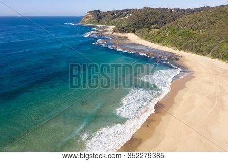 Dudley Beach - Newcastle Nsw Australia