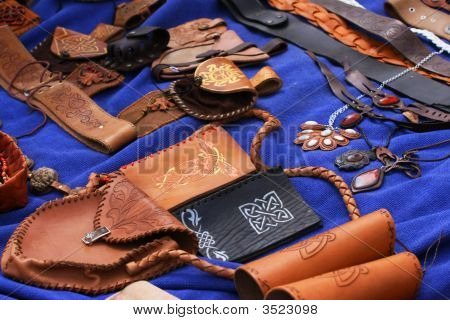 Leather Hand-Made
