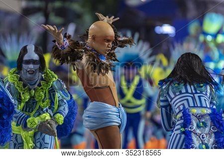Carnival 2020 - Portela