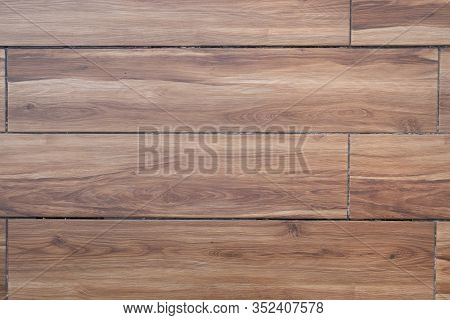 Laminate Made Of Natural Wood For The Floor. Tile Modern Design For Wall View Wood. Blank For The De