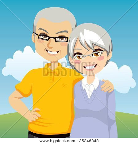 Senior Couple