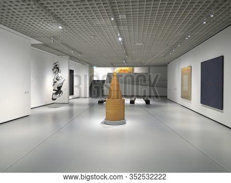 Gam Modern Art Gallery In Turin