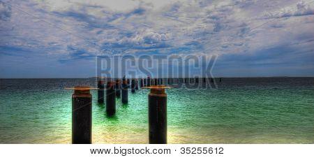 Old Pier ,Perth Western Australia