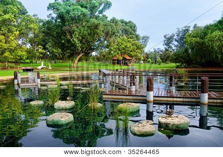 Park  Perth Western Australia