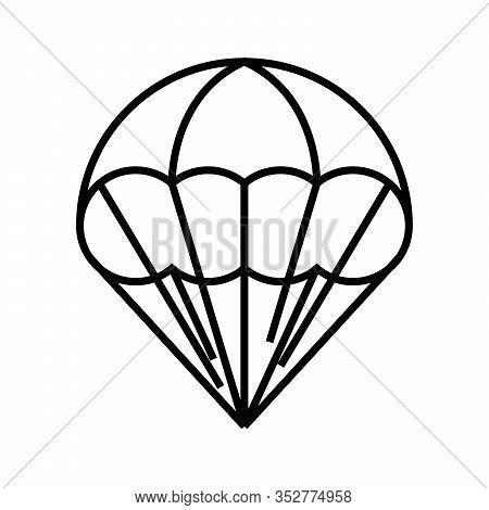 Aeronauts Line Icon, Concept Sign, Outline Vector Illustration, Linear Symbol.