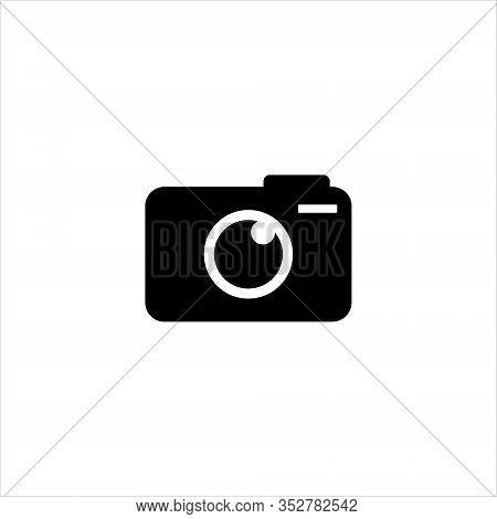 Photo Camera Icon Isolated Black On White Background, Camera Icon Vector Flat Modern, Camera Icon, Camera Icon Eps10, Camera Icon Vector, Camera Icon Eps, Camera Icon Jpg, Camera Icon Picture, Camera Icon App, Camera Icon