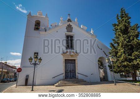Nossa Senhora Dos Remedios Church - Castro Verde, Portugal, Europe