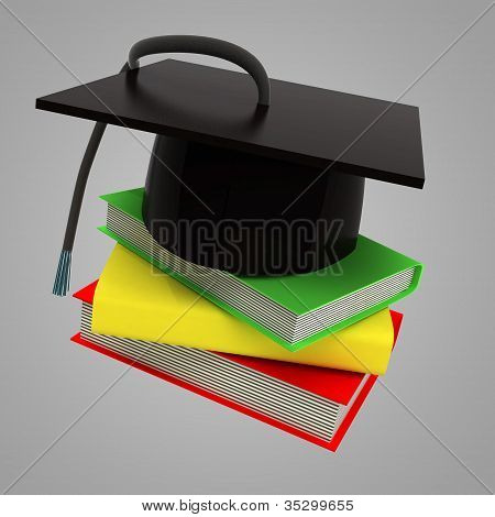 Three Education Book For Succesful Graduation