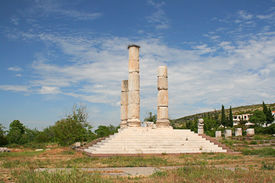 Apollon Smintheus Temple