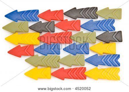 Colorful Arrows