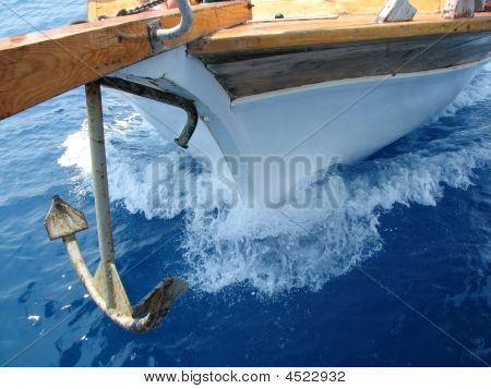 Front Part Of A Boat