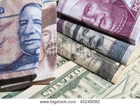Money Foreign Currency