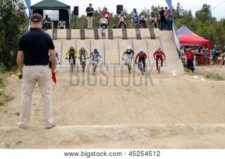 Elite Race Start