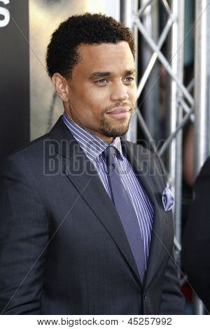 LOS ANGELES - AUG 4: Michael Ealy at the World Premiere of Takers, held at the Arclight Cinerama Dome in Los Angeles, California on 4 August 2010