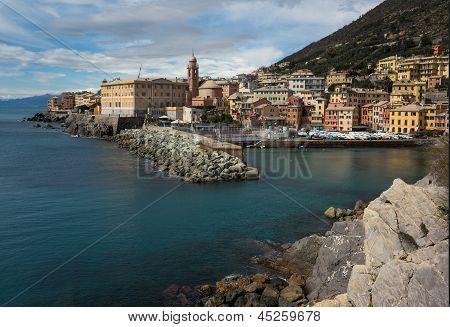 Nervi, Genoa, Italy