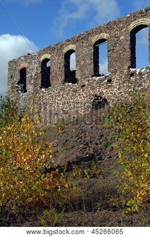 Keweenaw Historical Park Ruins