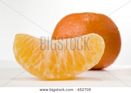Slice Of Tangerine