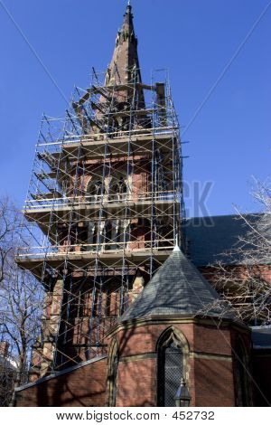 Rebuilding The Church