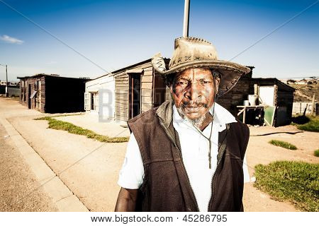 Retired Farmer
