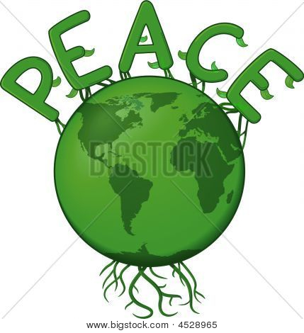 Earth roots peace