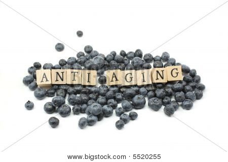 Anti Aging Blueberries