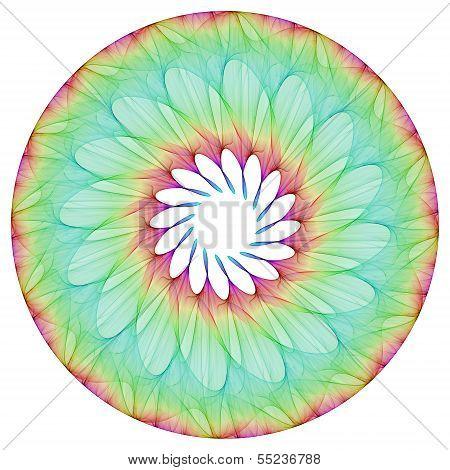 Happy Mandala