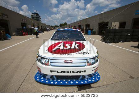 Nascar:  July 24 Allstate 400 At The Brickyard