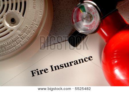 Fire Insurance Document