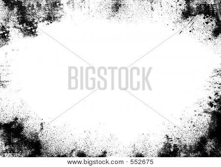 Black Grunge Backgound