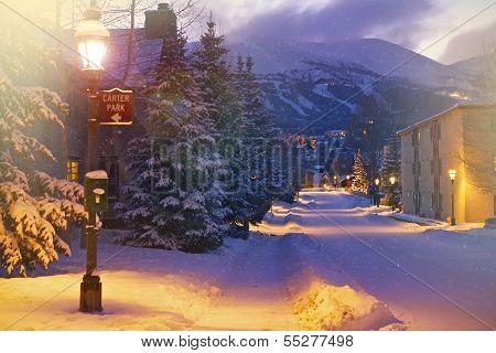 Breckenridge Road