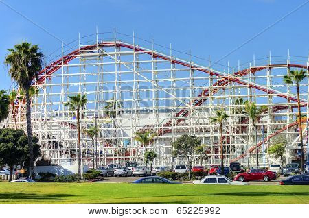 Belmont Park, San Diego, Ca