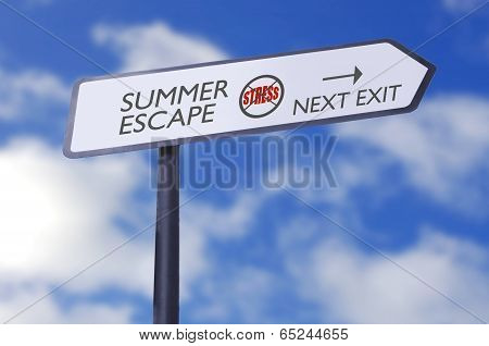 Summer Escape Stress Free