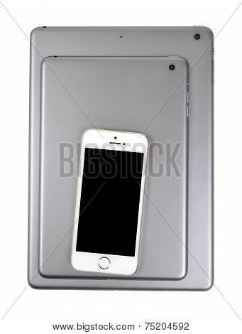 iPad air ,iPad mini and iPhone 5S Smart Phone