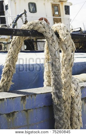 Close Up Ropes