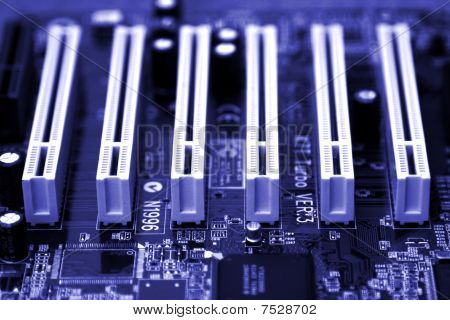 PCI ports