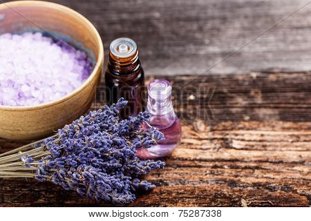 Still Life With Lavender