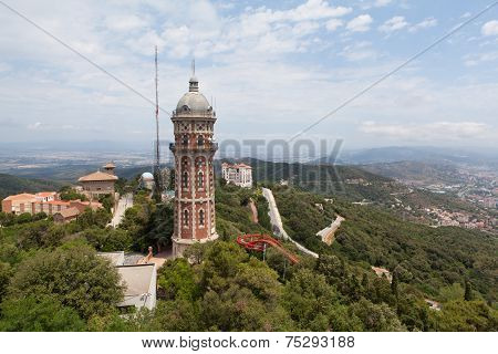Panorama View Barcelona