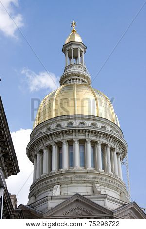 New Jersey Capitol Dome