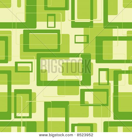 Geometric Seamless Background - Rectangles