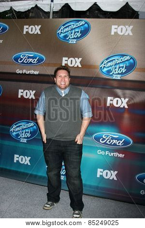 LOS ANGELES - MAR 11:  Nate Torrence at the