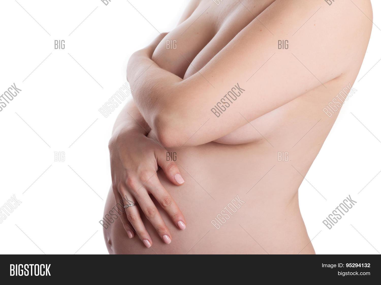 Close Cute Pregnant Image & Photo (Free Trial) | Bigstock