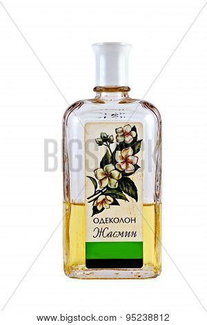 Old Soviet Eau De Cologne Of Jasmine