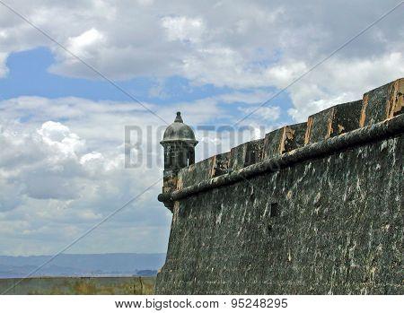 Castillo San Cristobal San Juan Puerto Rico