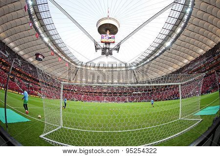 Warsaw National Stadium (stadion Narodowy)