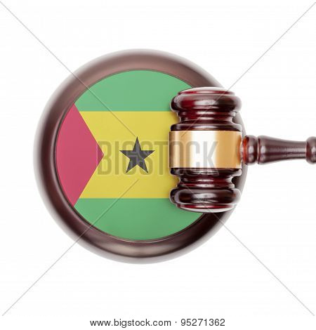 National Legal System Conceptual Series - Sao Tome And Principe