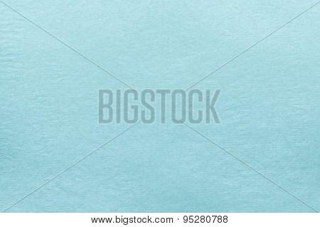 Texture Old Paper Of Pale Blue Color