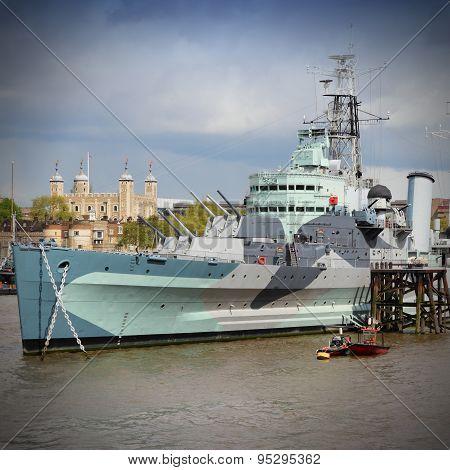 Museum Battleship