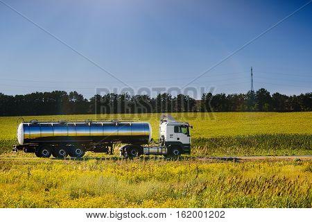 Big  Petrol Truck